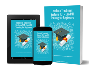 3D cover image of the Leachate Treatment Systems eBook